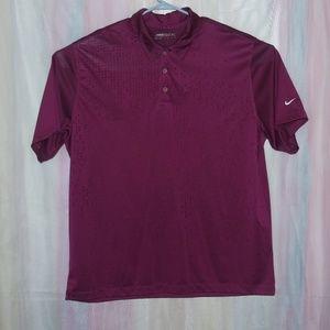 Nike Golf Dri-Fit Men's Short Sleeve Polo Shirt
